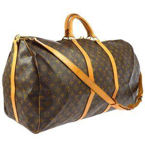 Louis Vuitton Keepall 60 Bandouliere #N2437V61O
